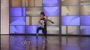 Удивителното дете - танцьор Aidan Xiong