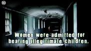 10-те Най-зловещи и изоставени затвори