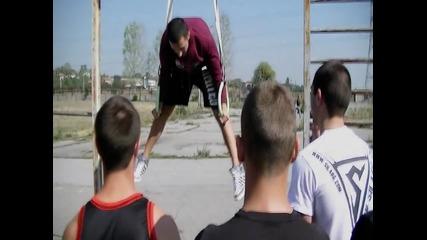 Street Fitness София 2012