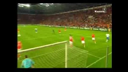 Швейцария - Холандия 1:2 Кайт Гол