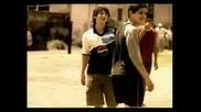 Реклама - Пепси - Лео Меси