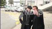 Джейсън Стейтъм е в България
