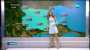 Прогноза за времето (16.03.2015 - централна)
