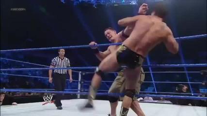 Wwe Smackdown 30.11.2012 - John Cena vs Alberto Del Rio