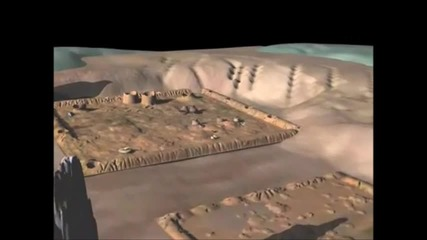 Virtual reconstruction of prehistoric dwelling discovered in Plovdiv, Bulgaria