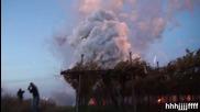 Голям запас от фойерверки експлодира наведнъж в Италия