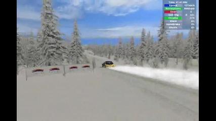 Bg Super Masters - Rally Arctic,  Финалндия