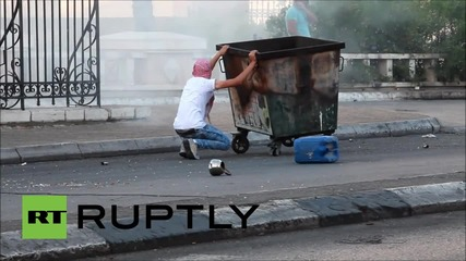 State of Palestine: Battles in Bethlehem as unrest continues to boil