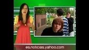 Кен Лий - Подигравка В Испанската Телевизия