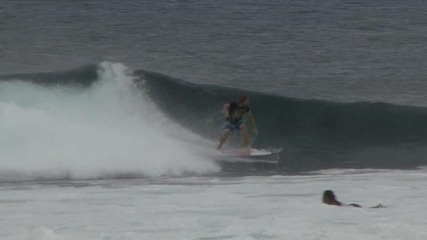 Surfvideofactory Jay Thompson (team Reef) Siargao Philippines 10