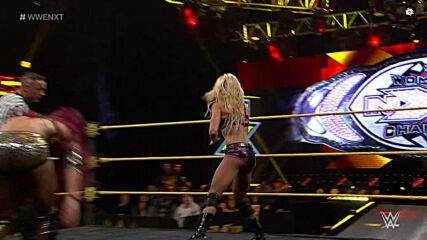Sasha Banks vs. Charlotte - NXT Women's Title Match: NXT, March 4, 2015 (Full Match)