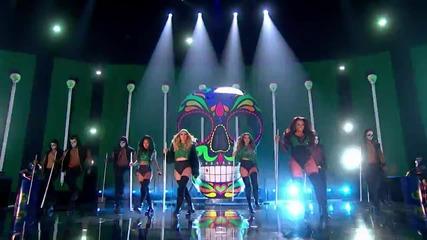 На живо! Little Mix - Black Magic ( The Brit Awards 2016 )