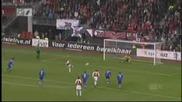 23.11.2008 - Alkmaar 1 - 0 Ajax De Zeeuw