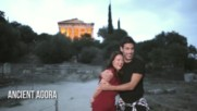 Footsteps in Athens - Short Film Series Official Teaser (feat. Kostas Martakis)