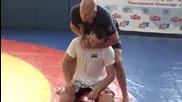 Fedor Emelianenko — Rear Naked Choke — Mma seminar 2013