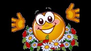 * (детско) Oranjeva pesen - smilies