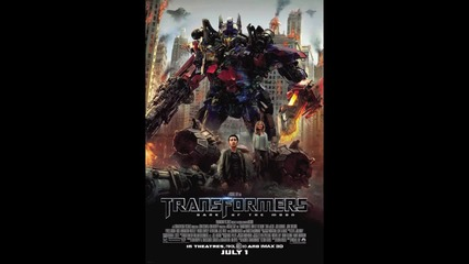 Transformers Dark of the Moon The Score- 04 - In Time Youll See- Steve Jablonsky песен 4