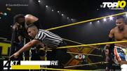 Top 10 Mejores Momentos de NXT En Español: WWE Top 10, Sep 23, 2020