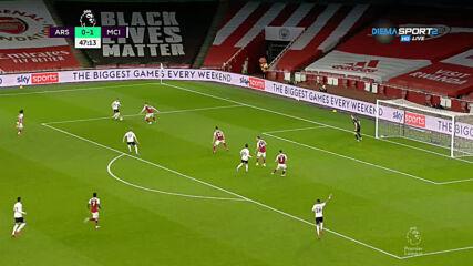 Арсенал - Манчестър Сити 0:1 /репортаж/