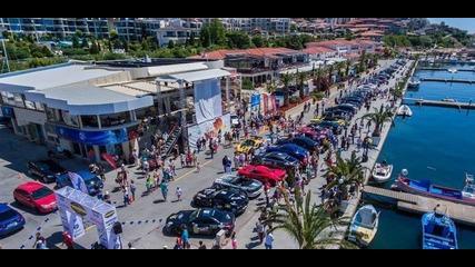 Супер коли и адреналин в Свети Влас: Ден 1 от Premium Rally 2016