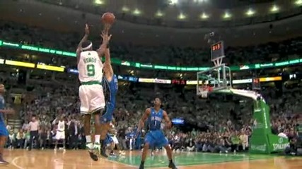 Nba top 5 plays - 18.05 2009