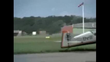 Невероятно Приземяване На Падащ Самолет!!!