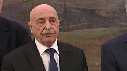 Greece: Turkey-Libya maritime deal is 'void' - Libyan parliament chief