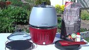 Лотус Грил барбекю на дървени въглища без дим и пушек от Германия. Купи онлайн с безплатна доставка.