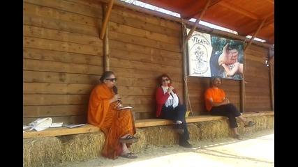 Вандана Шива, Международен Фестивал Пелити 2015г. 02