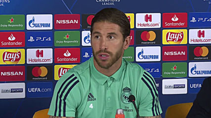 Turkey: We only think about winning - Real Madrid's Ramos ahead of Galatasaray clash