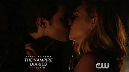 Ексклузивно! Дневниците на вампира сезон 8 епизод 1 - Промо!
