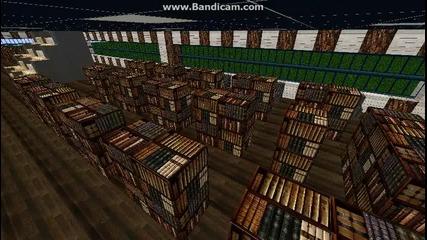 Minecraft Голяма Библиотека