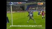 13.05 Манчестър Юнайтед докосва титлата след 2:1 над Уигън ! Победния гол на Майкъл Карик