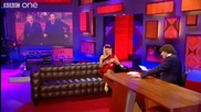 скандалното интервю на Lady Gaga (friday Night With Jonathan Ross)