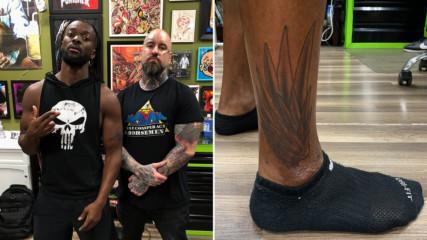 Kofi Kingston gets new tattoos: WWE Now