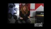 Dave Mustaine - abilities as a lead guitar player