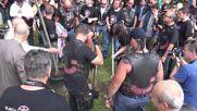 """Словакия: """"Нощните вълци"""" пристигнаха в Нитра"""