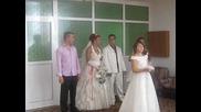 Сватба в град Левски (миро и Дани) 2