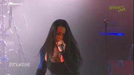 Evanescence - Rock am Ring 2012 част 4