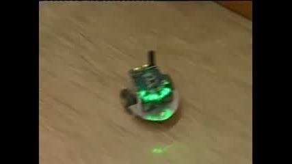 Робот с биологичен мозък