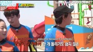 [ Eng Subs ] Running Man - Ep. 145 (with Jeon Hye-bin, Jung Jin-woon, Kim Byung-man and more) - 1/2
