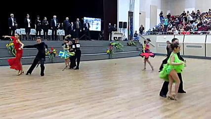 Спортни танци - Купа България, Русе 2019/6