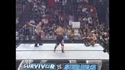Triple H Team .vs. Umaga Team - Part 3