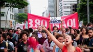 Brazil: Clashes erupt at Sao Paulo protest against public transport fares