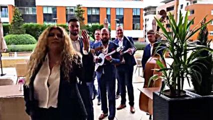 Indira Radic - Dve Muzike Official Video 2020