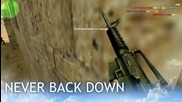 Never Back Down and Dreamscape_