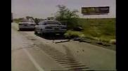 Presledvane I Katastrofa Na Chevrolet Corvette