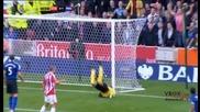 24.09.11 Стоук Сити 1 - 1 Манчестър Юнайтед - Най - доброто от мача