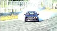 Има ли предавка на която да не откача!! Bmw E30 M5 Turbo