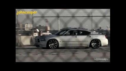 Красота и Стил - Dodge Charger Srt8 / Vossen Wheels